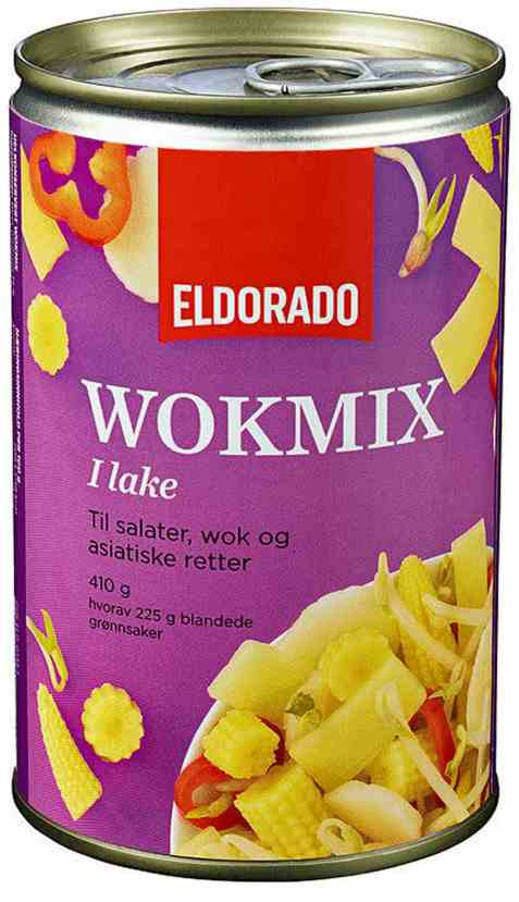 Bilde av Eldorado wokmix.