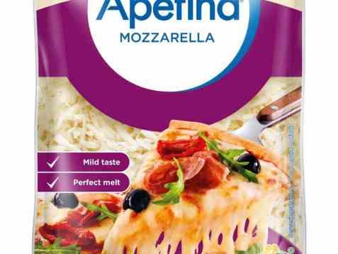 Bilde av Arla apetina mozzarella revet.