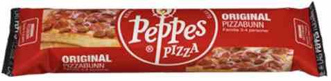 Bilde av Peppes Original pizzabunn.