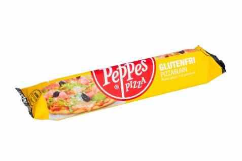 Bilde av Peppes glutenfri pizzabunn.