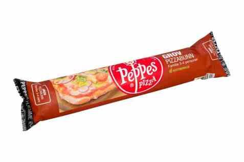 Bilde av Peppes grov pizzabunn.