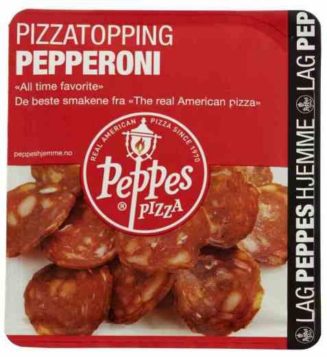 Bilde av Peppes Pepperoni.