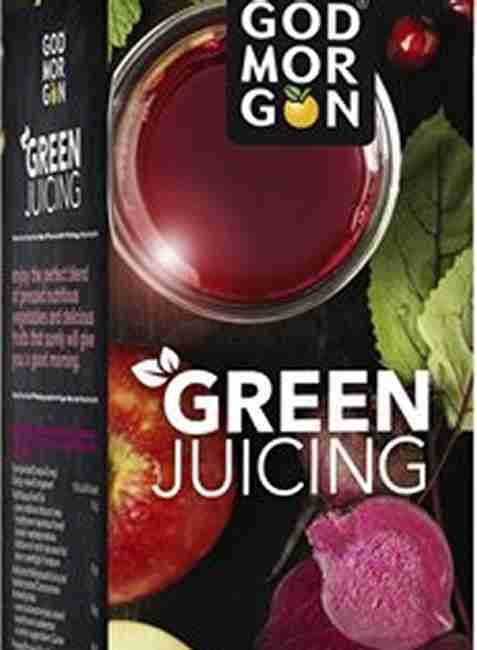 Bilde av Arla God Morgen green juicing beetroot.