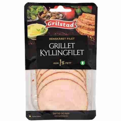 Bilde av Grilstad grillet kyllingfilet.