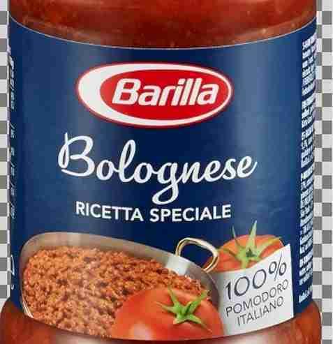 Bilde av Barilla bolognese.