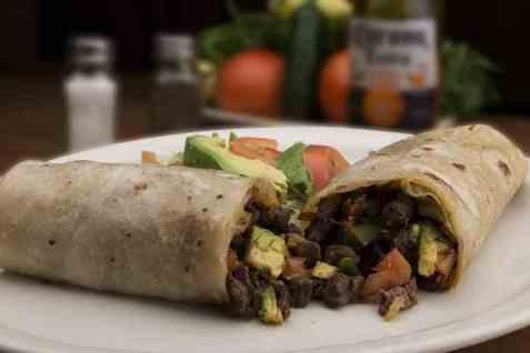 Bilde av Tortilla, hvetelefse, helkorn.