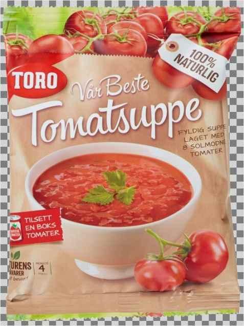 Bilde av Toro vår beste tomatsuppe.