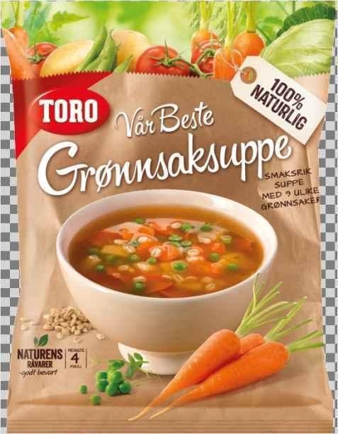 Bilde av Toro vår beste grønnsaksuppe.
