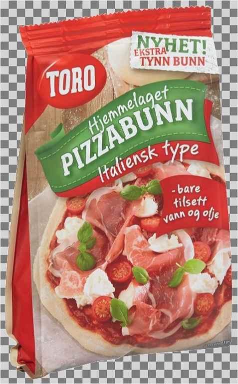 Bilde av Toro pizzabunn italiensk type.