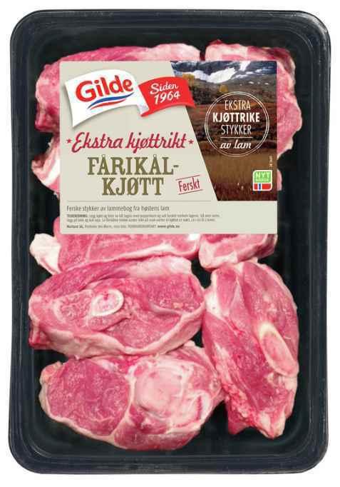 Bilde av Gilde ekstra kjøttrikt Fårikålkjøtt.