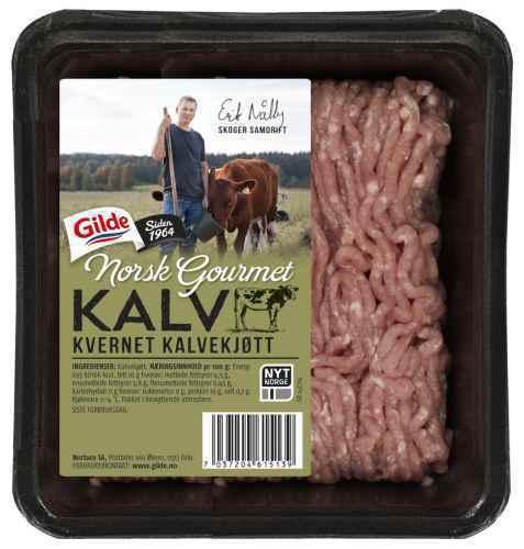 Bilde av Gilde gourmetkalv kvernet kalvekjøtt.