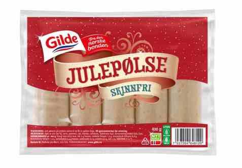 Bilde av Gilde julepølse uten skinn 400gr.