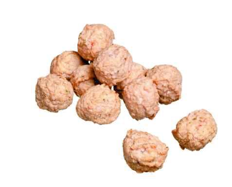 Bilde av Gilde kokte kjøttboller.