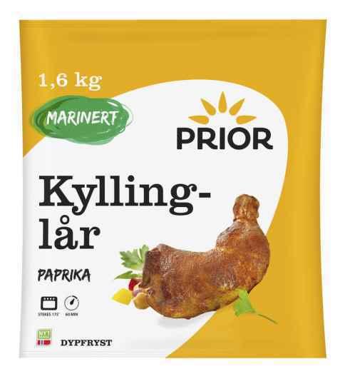 Bilde av Prior Kyllinglår paprika.