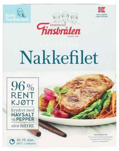 Bilde av Finsbråten nakkefilet.
