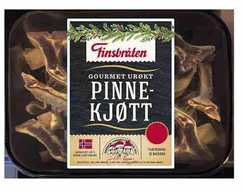 Bilde av Finsbråten pinnekjøtt.