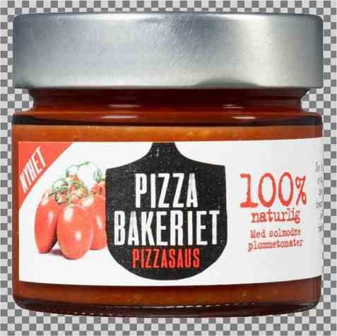 Bilde av Pizzabakeriet pizzasaus.