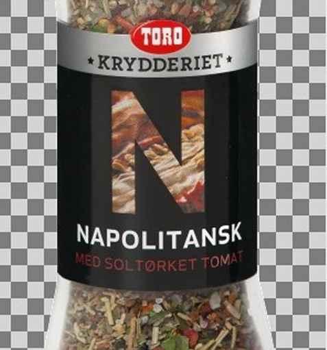 Bilde av Toro krydderiet napolitansk krydder.