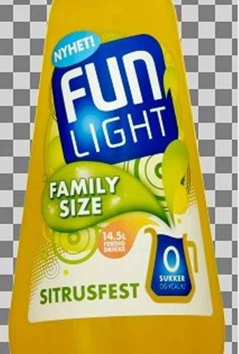 Bilde av Fun Light sitrusfest.