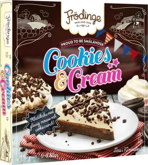 Bilde av Frödinge cookies og cream.