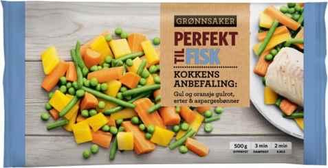 Bilde av Findus perfekt til fisk.