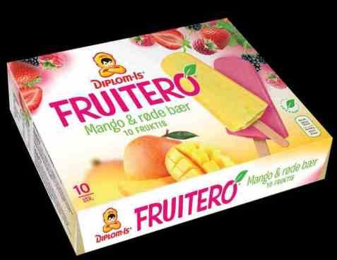 Bilde av Diplom-is fruitero 10pk.