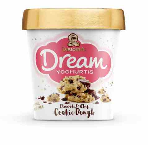 Bilde av Diplom Dream cookie dough.