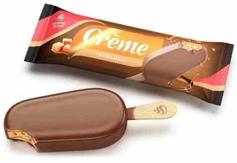 Bilde av Hennig Olsen Crème Premium Karamell.