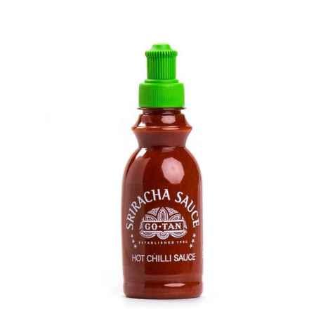 Bilde av Go-Tan Sriracha-saus.