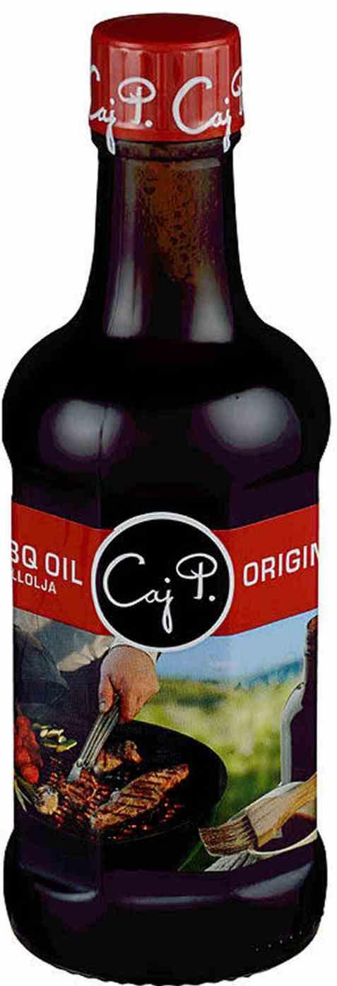 Bilde av Caj P. BBQ Oil Original.