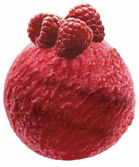 Bilde av Mövenpick raspberry 2,4 l.