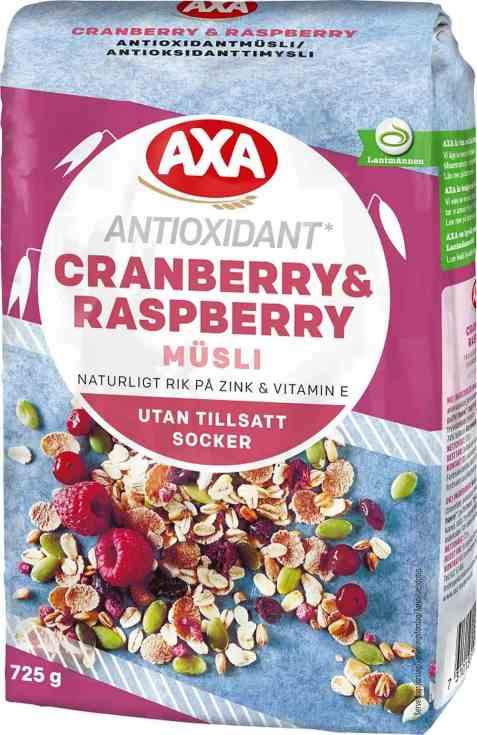 Bilde av Axa antioksidant musli.