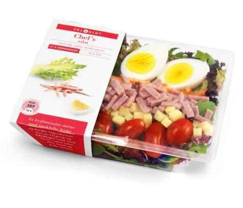 Bilde av Bama VelValgt chef-salat.