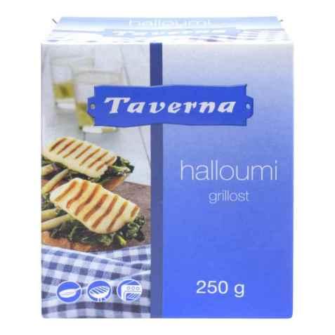 Bilde av Halloumi, ost.