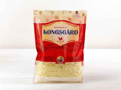 Bilde av Synnøve revet Kongsgård ost.