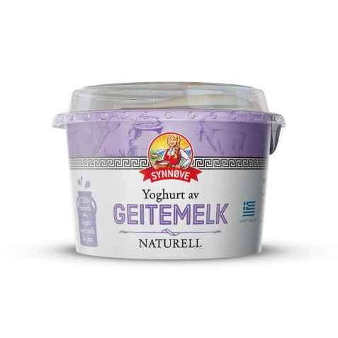 Bilde av Synnøve gresk yoghurt geit.