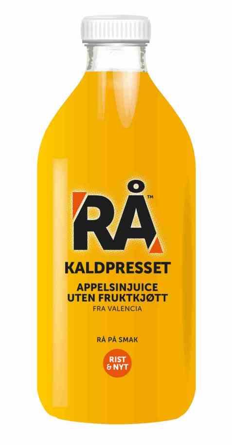 Bilde av Synnøve rå Appelsiner uten fruktkjøtt.