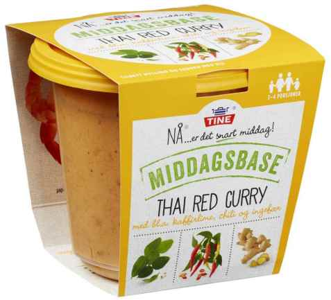 Bilde av Tine Nå Thai Red Curry.