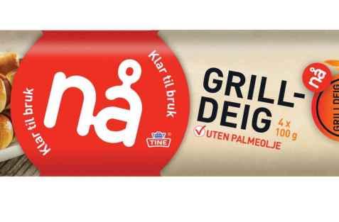 Bilde av Tine Nå grilldeig.
