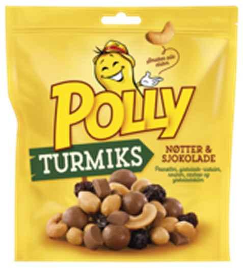Bilde av Polly turmiks sjokolade.