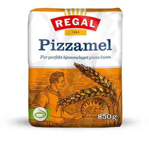 Bilde av Regal Pizzamel.