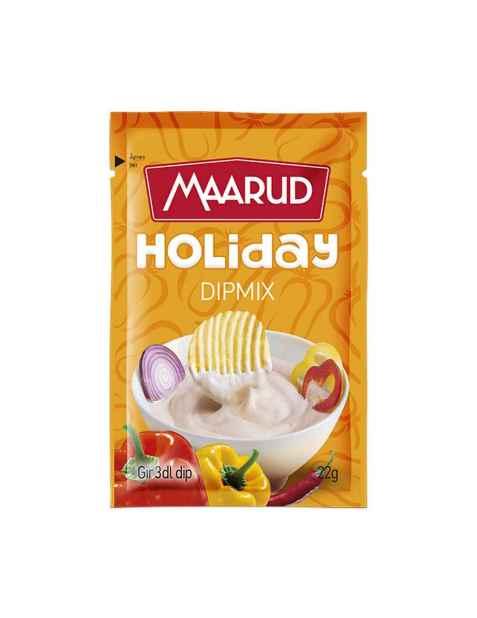 Bilde av Maarud dipmix holiday.
