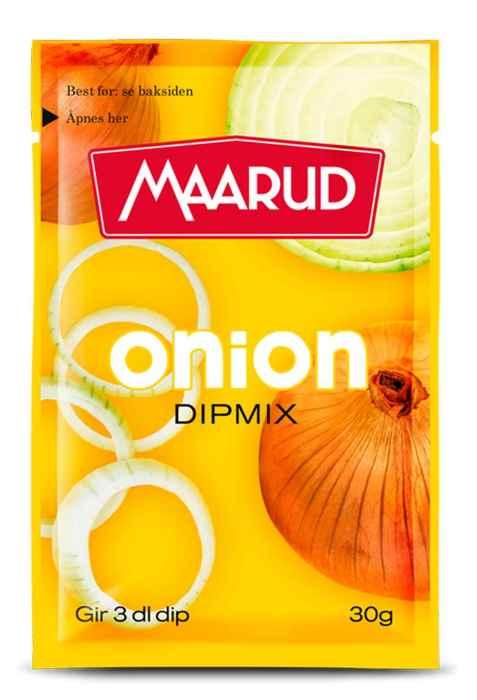 Bilde av Maarud Onion Dipmix.