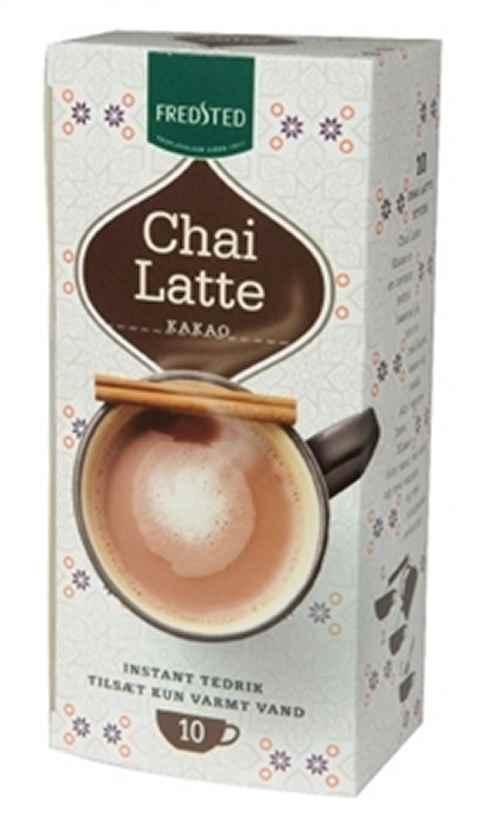 Bilde av Fredsted Chai Latte Kakao.