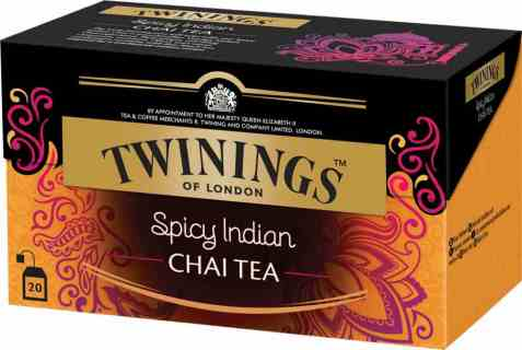Bilde av Twinings Spicy Indian Chai.