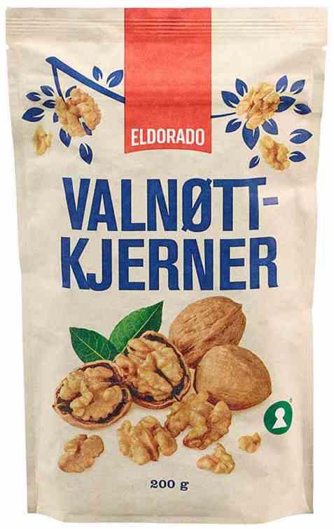 Bilde av Eldorado Valnøttkjerner.