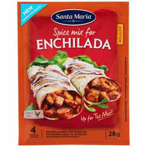 Bilde av Santa maria Enchilada spice mix.