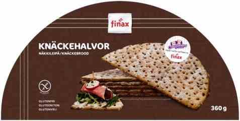 Bilde av Finax glutenfri knackehalvor.