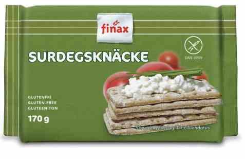 Bilde av Finax glutenfri surdegsknacke.