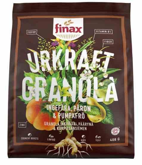 Bilde av Finax glutenfri lantbrödmix.